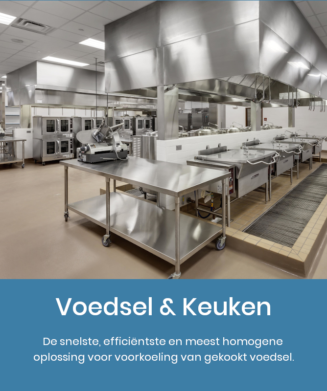 Koeltechniek voor de keuken
